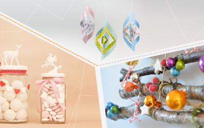 Ozdoby świąteczne I Dekoracje Do Domu Jak Zrobić Samemu