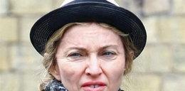 Harówka wykańcza Madonnę! FOTO