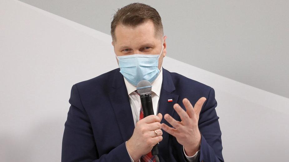 Przemysław Czarnek, poseł PiS i minister edukacji i nauki