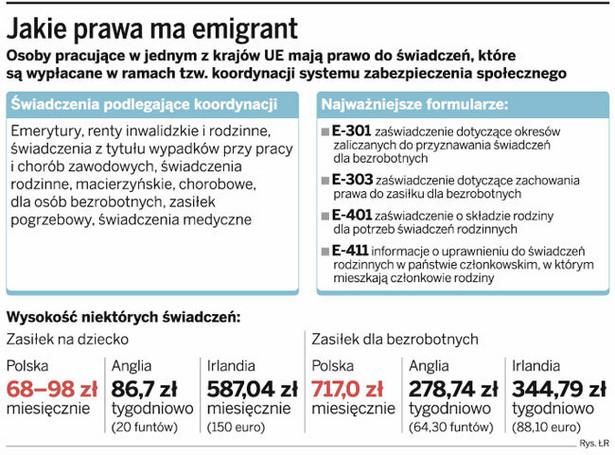 Jakie prawa ma emigrant