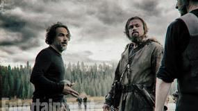 """""""The Revenant"""": Leonardo DiCaprio na zdjęciach z nowego filmu Alejandro Gonzáleza Inárritu"""