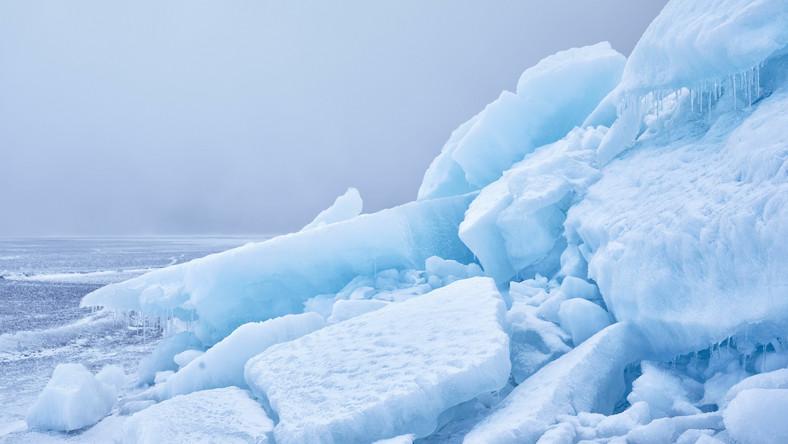Śnieg i lód