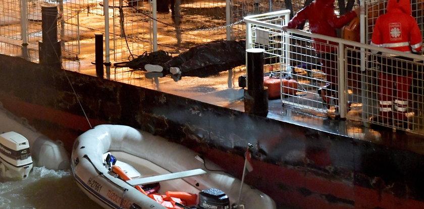 Na Dunaju wywrócił się statek turystyczny. Trwa akcja ratunkowa