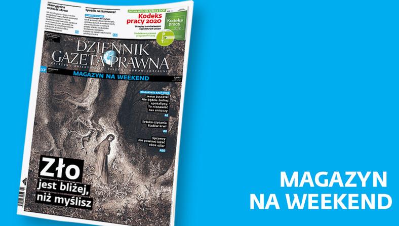 magazyn okładka 3 stycznia 2020