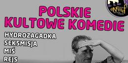 Konkurs. Wygraj bilety na maraton polskich komedii