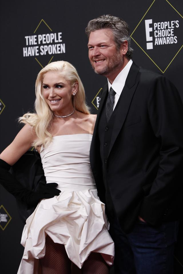 People's Choice Awards 2019: Gwen Stefani i Blake Shelton