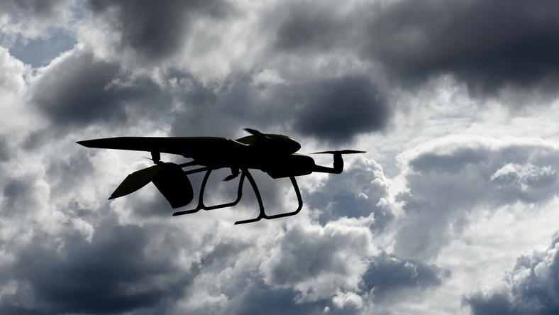 Atak drona udaremnił wykonanie egzekucji w ostatniej chwili