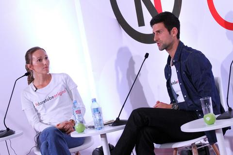 Jelena i Novak Đoković oduševili Beograđane! Video