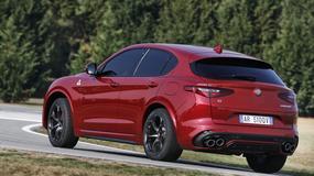 Alfa Stelvio Quadrifoglio - 510 KM rasowej mocy | TEST