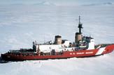"""Američki ledolomac """"Polar star"""" tokom misije u Arktiku"""