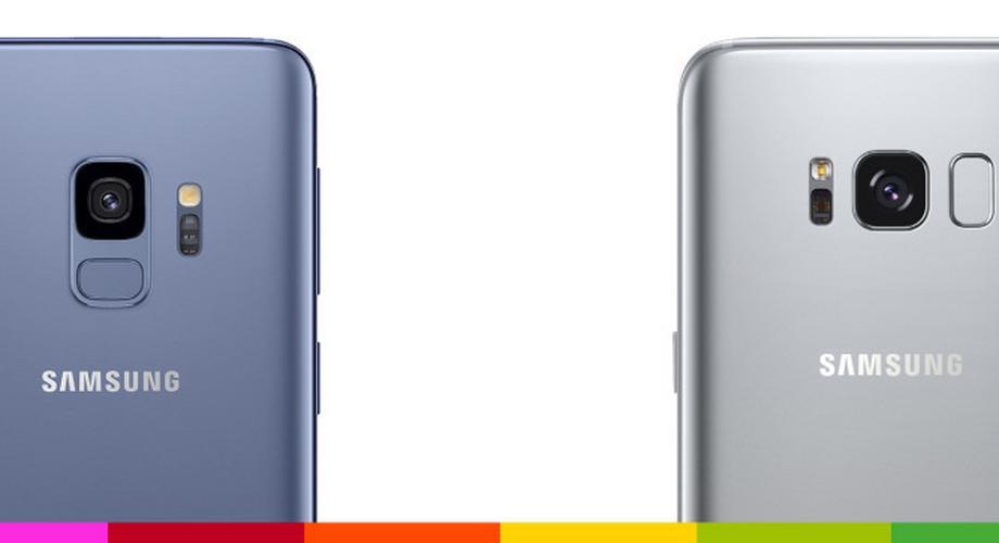 Samsung Galaxy S9 vs. Galaxy S8: Lohnt sich der Wechsel?