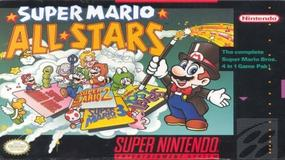 Super Mario All-Stars - gameplay 1