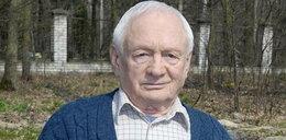 Witold Pyrkosz od trzech tygodni przebywał w szpitalu