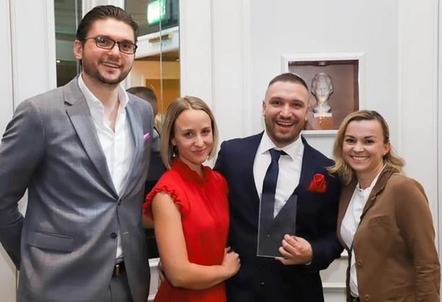 Ilija Đorđević sa suprugom i podrškom