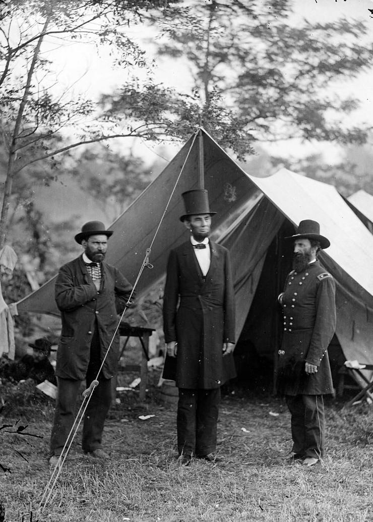 Pinkerton i Linkoln