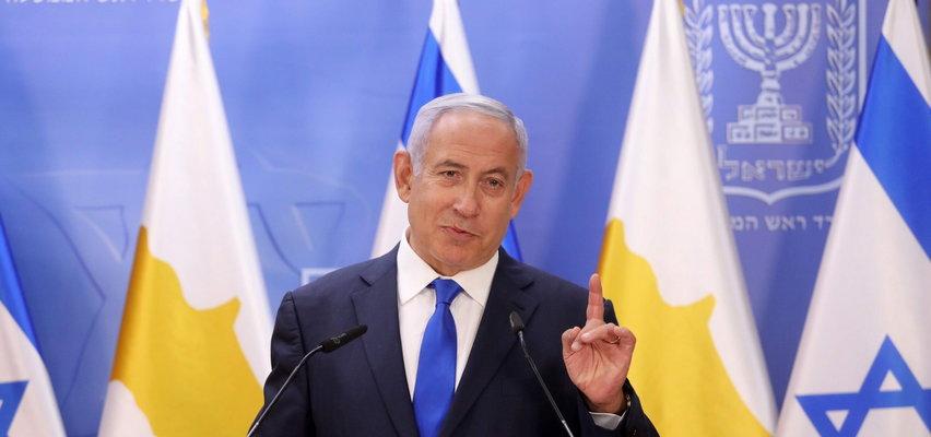 Afera w Izraelu. Przed oddaniem władzy Netanjahu miał zlecić niszczenie dokumentów
