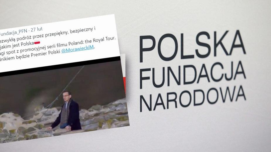 """Spot PFN. Premier Morawiecki jako """"światowy lider"""", politycy komentują"""