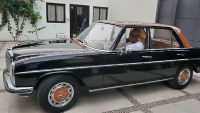 Passionné d'automobile : l'autre facette méconnue du président Macky Sall