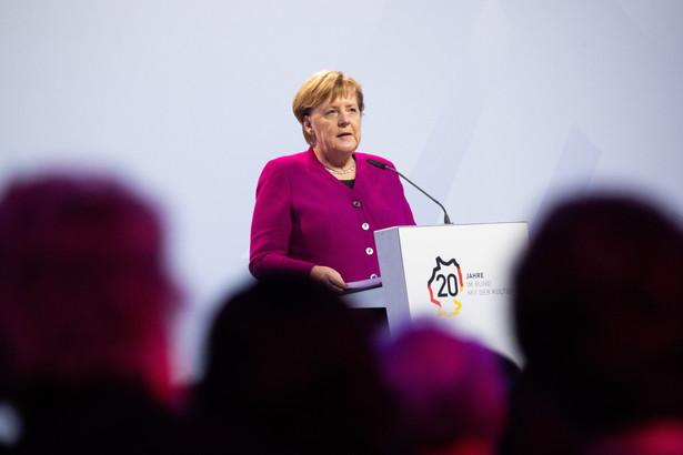Merkel jest przewodniczącą CDU od 2000 roku, a na czele rządu Niemiec stoi od 2005 roku