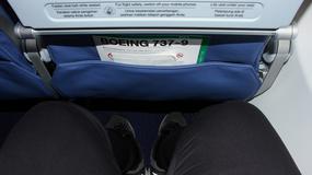Dlaczego nie należy niczego wkładać do kieszeni fotela w samolocie?