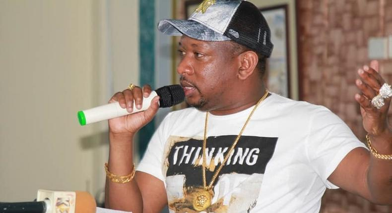 Kumbaff sana, takataka gasia - Governor Mike Sonko addresses his alleged 2 week silence following EACC investigations