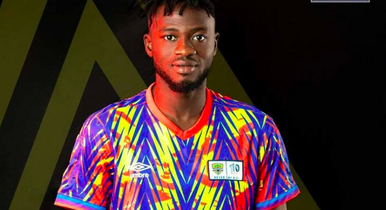 Photos: Hearts of Oak unveil new Umbro Kits for 2021-22 campaign