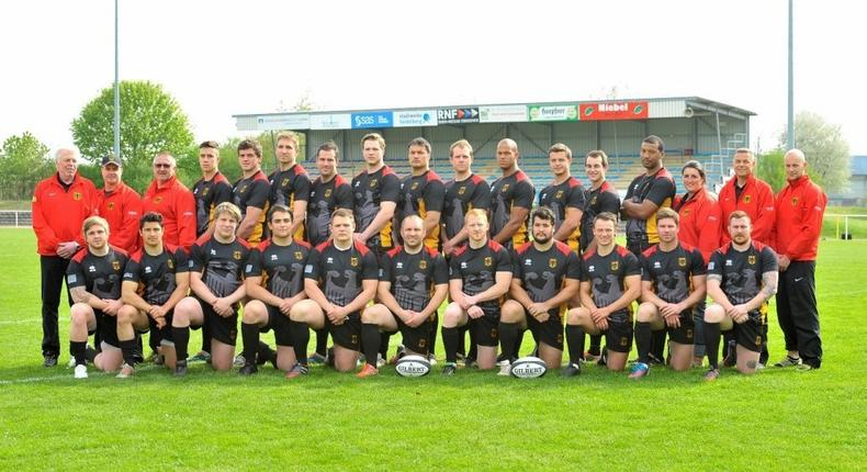 Germany Rugby 15s team