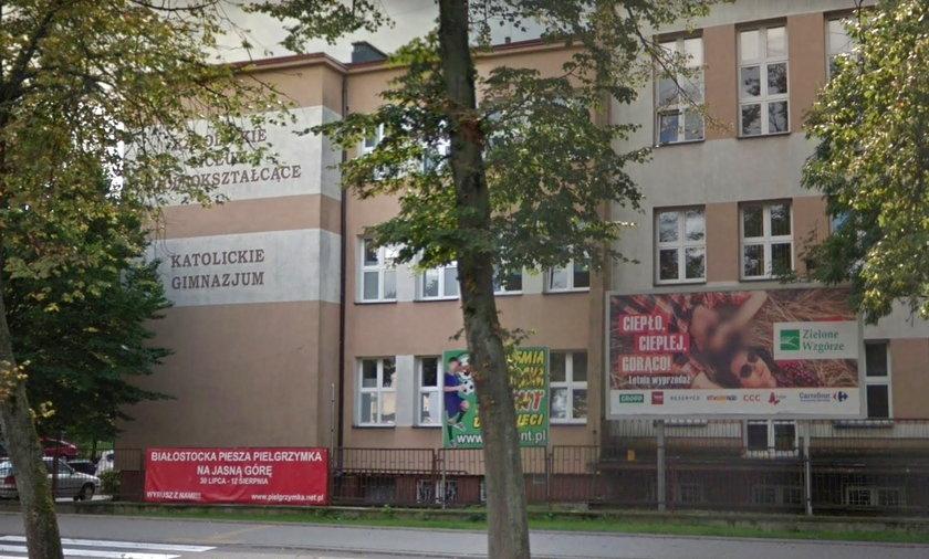 Liceum Ogólnokształcące Zespołu Szkół Katolickich im. Matki Bożej Miłosierdzia w Białymstoku