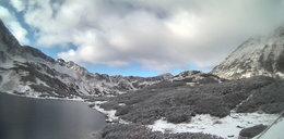 W Tatrach zrobiło się już biało! Zobacz góry w zimowej szacie