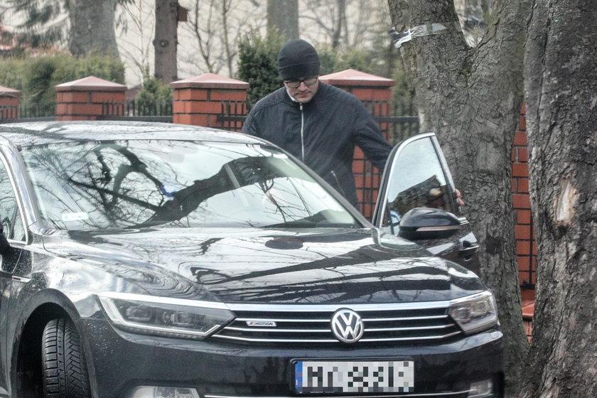 Służowe auto jak prywatne?