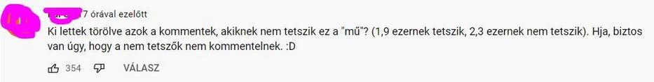 Arra gyanakszanak a rajongók, hogy Tóth Gabi nem bírja a kritikát /fotó: Youtube