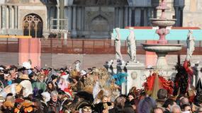 Wenecja: rekordowe pożegnanie karnawału
