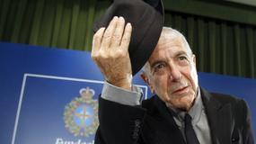 Zmarł Leonard Cohen