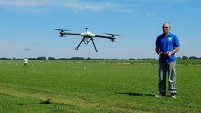 10 zasad bezpiecznego latania dronem