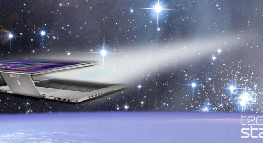 Acer Aspire R7: Star Trek Edition auf eBay zu ersteigern
