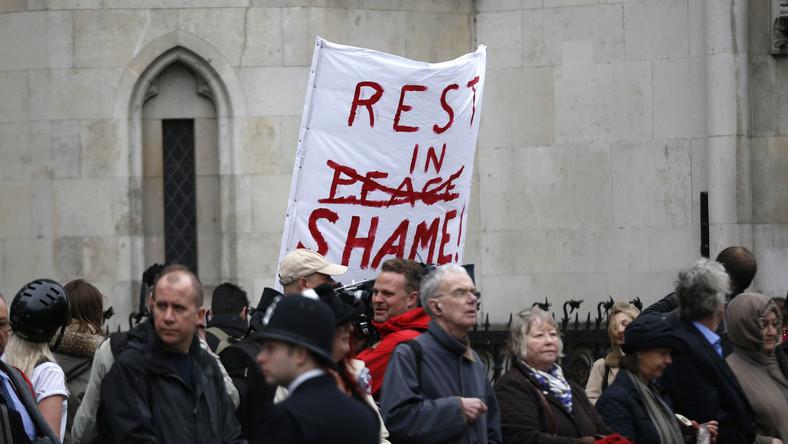 Finansowe kontrowersje wokół pogrzebu Thatcher