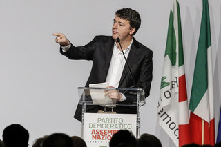 Włochy: Matteo Renzi ustąpił ze stanowiska lidera Partii Demokratycznej