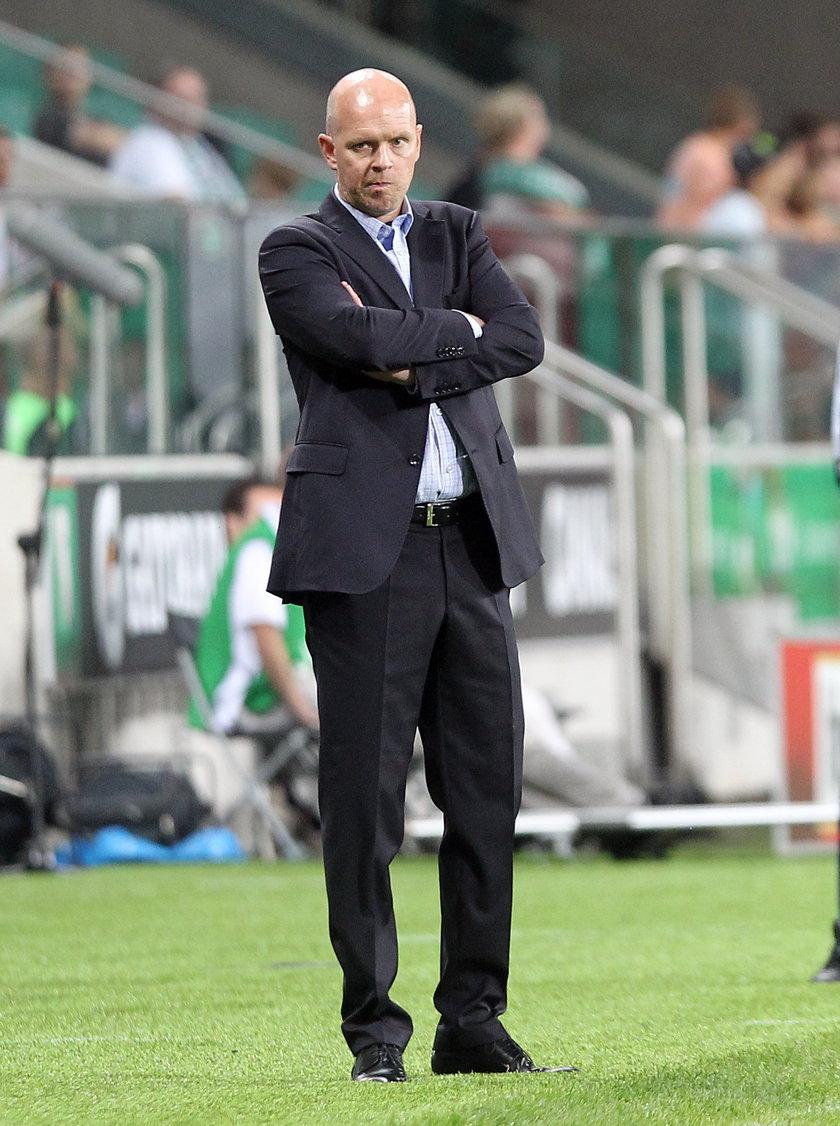 Portugalczyk nie jest ulubieńcem trenera