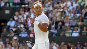 Wimbledon: gładkie zwycięstwo Rafaela Nadala w pierwszej rundzie