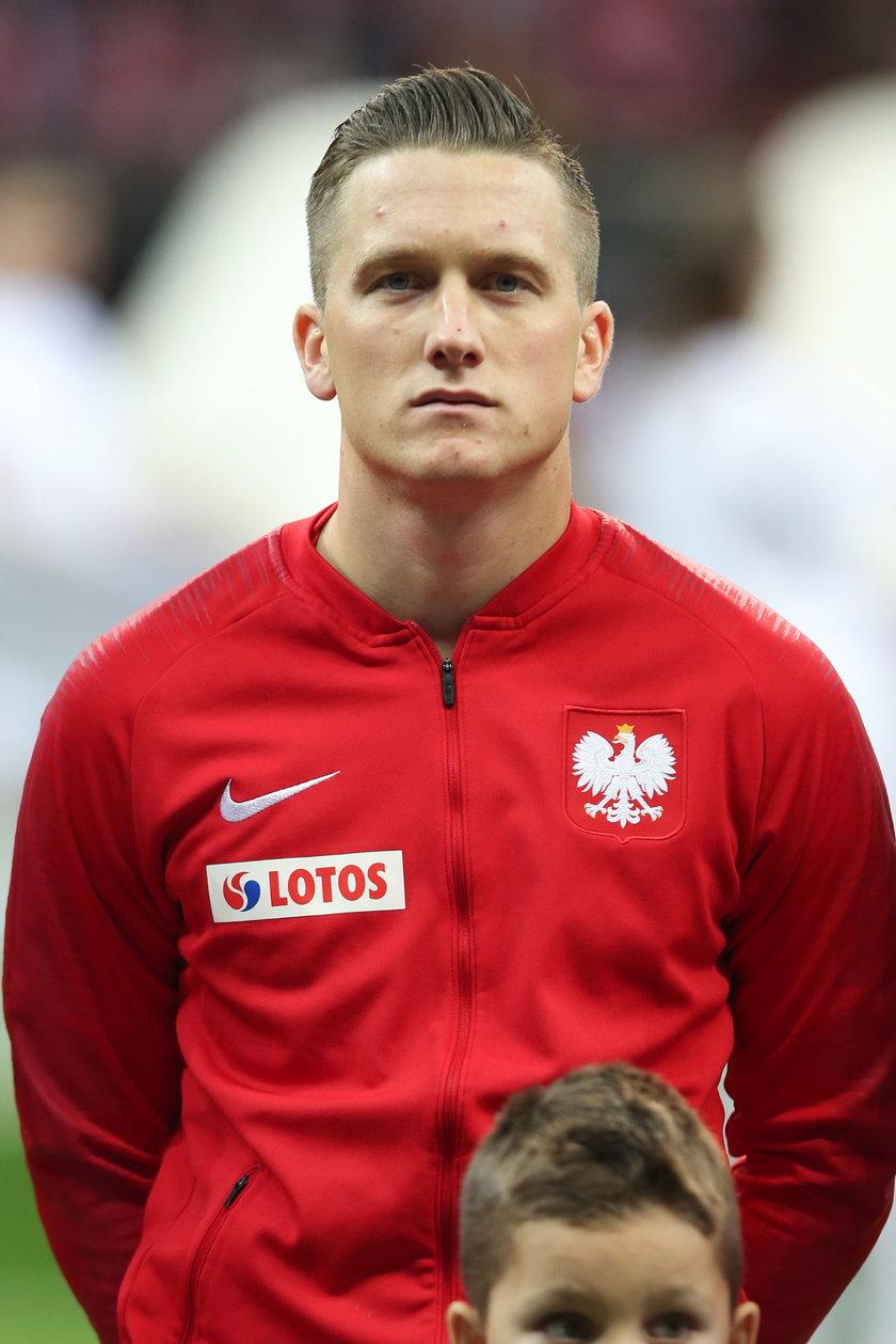 Piotr Zieliński (27 l.) od lat jest gwiazdą SSC Napoli.