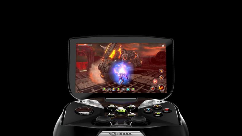 Nowa konsolka NVIDII