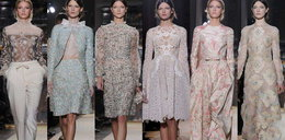 Pokaz kolekcji Valentino haute couture