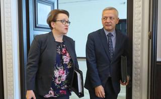 Anna Zalewska: Budujemy edukację przyszłości, zanurzoną w przeszłości