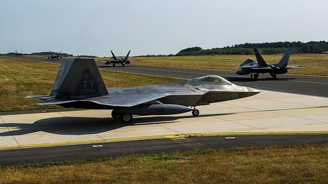 Špangdalem vazduhoplovna baza SAD