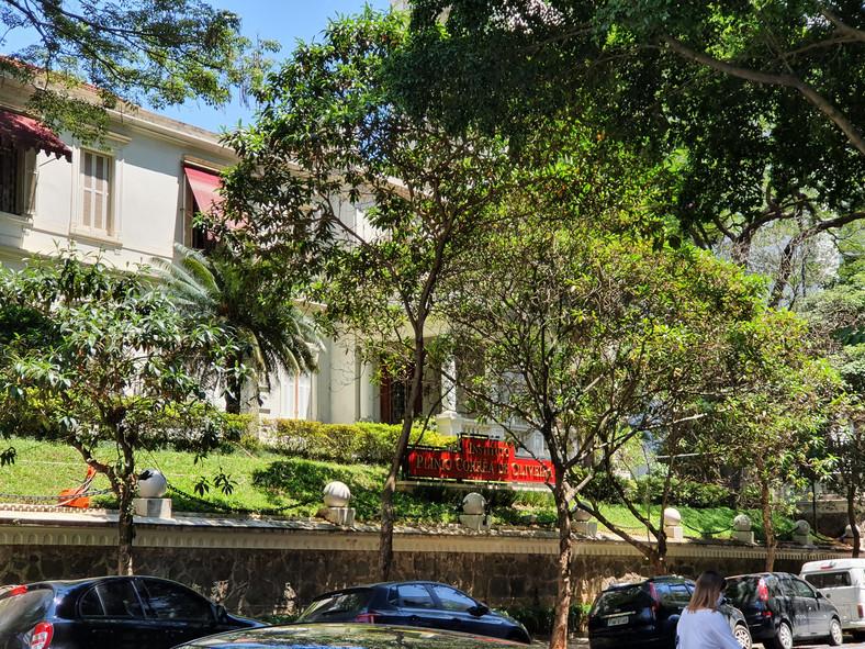 Siedziba IPCO w Sao Paulo. Fot. Juliana Dal Piva