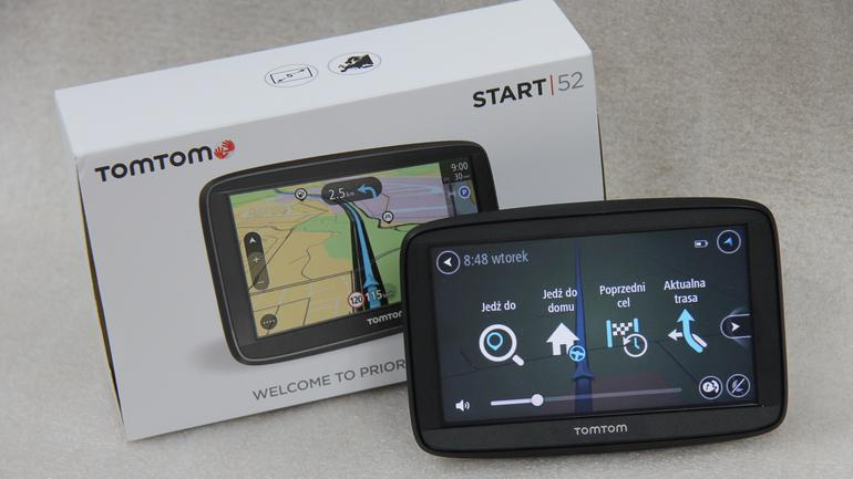 test tomtom start 52 nawigacja w cenie smartfona. Black Bedroom Furniture Sets. Home Design Ideas