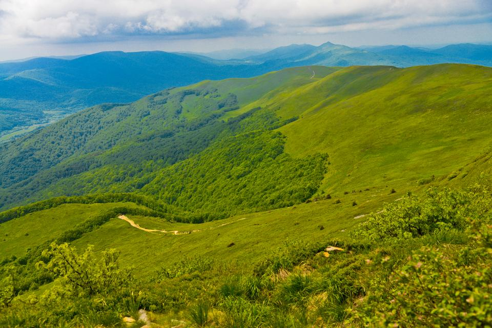 Bieszczady to jeden z najbardziej dzikich i tajemniczych zakątków Polski