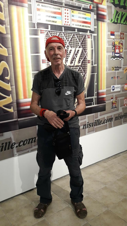 Lazar Tošić dobitnik Nišvilove nagrade za zivotno delo
