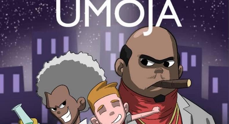 Umoja: An animated miniseries on covid-19- awareness, misinformation and vaccination