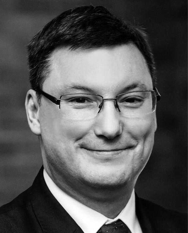 Jacek Drosik doradca podatkowy z Kancelarii Ślązak, Zapiór i Wspólnicy z Katowic